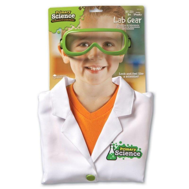 Costum de laborator pentru copii Learning Resources