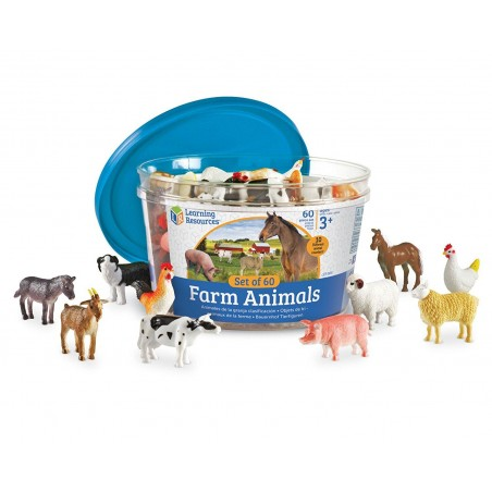 Set pentru sortat - Animalutele mele preferate Learning Resources