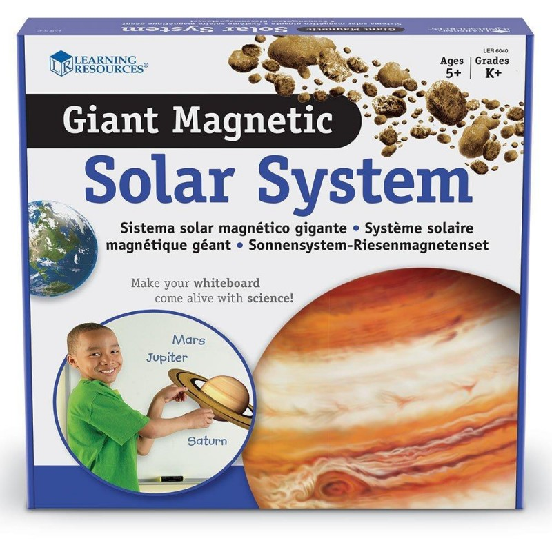 Sistem solar magnetic Learning Resources