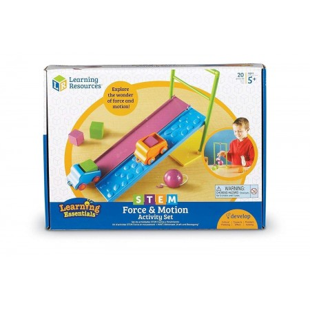 Set STEM - Forta si miscare Learning Resources