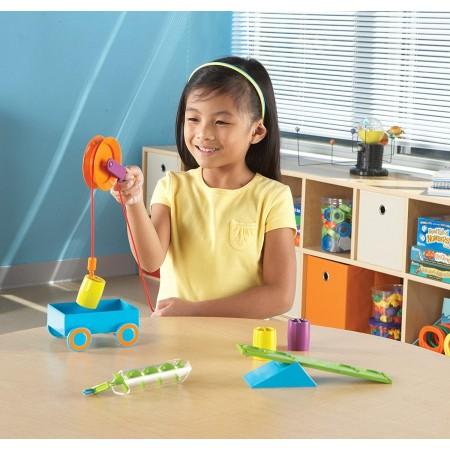 Set STEM - Mecanisme simple Learning Resources