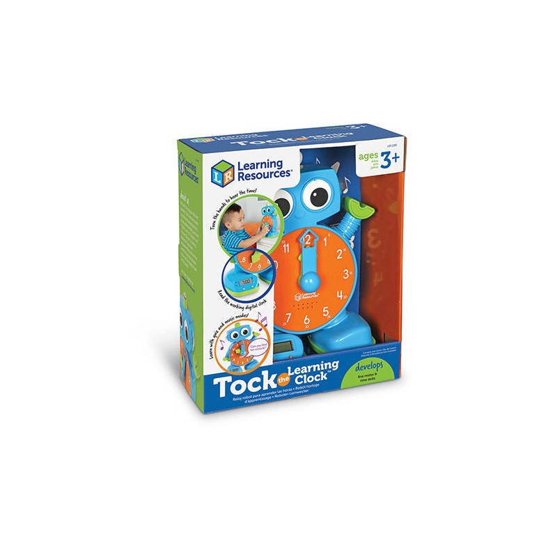 Robotel Tic-Tac Learning Resources