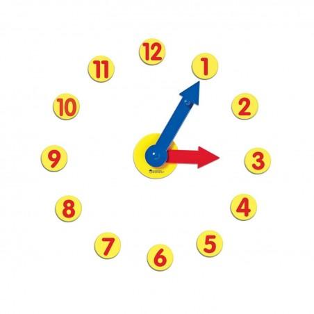 Set de activitati cu ceas Learning Resources