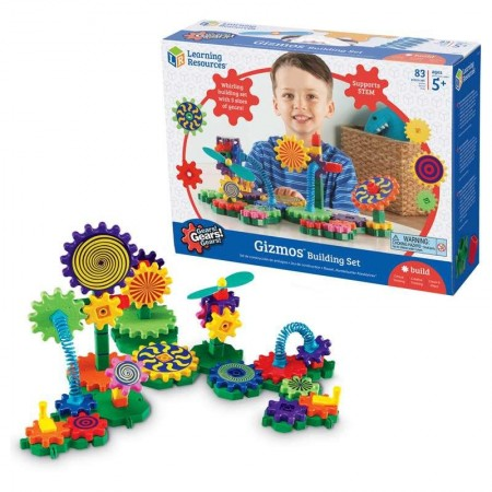 Set de constructie - Gears! Gizmos Learning Resources