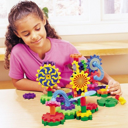 Set de constructie - Gears! Gizmos Learning Resources