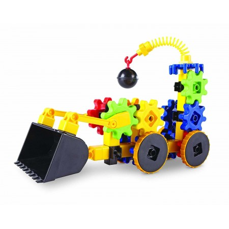 Set de constructie - Gears! Primul meu buldozer Learning Resources