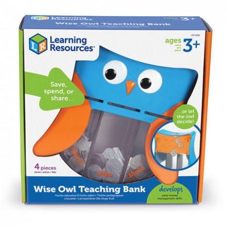 Joc - Bufnita inteleapta Learning Resources