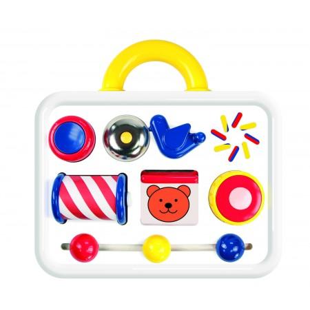 Jucarie interactiva - Trusa cu activitati Ambi Toys