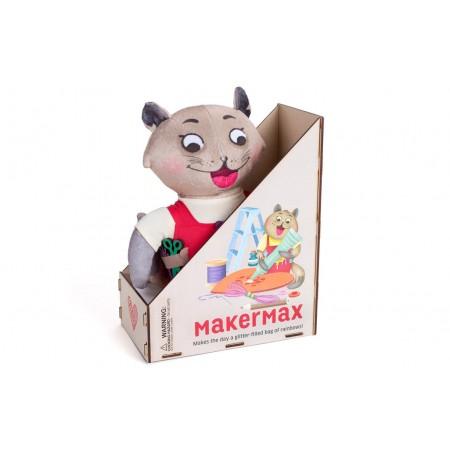 Pisicuta cu surprize - Makermax Chalk And Chuckles