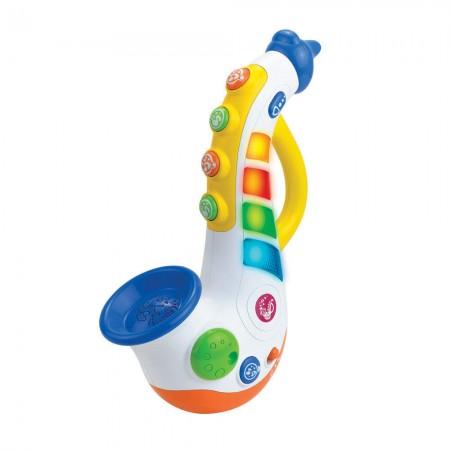 Jucarie muzicala – Primul meu saxofon Little Learner