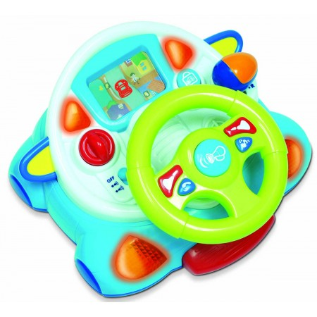 Jucarie interactiva - Primul meu volan Little Learner