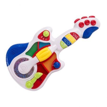Jucarie interactiva – Prima mea chitara Little Learner
