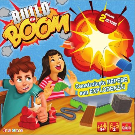 Build or boom Goliath