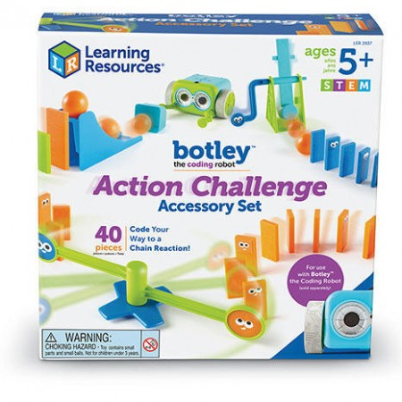 Set 41 accesorii - Robotelul Botley Learning Resources