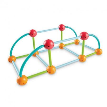 Set constructie - Forme 3D - Explorers Learning Resources