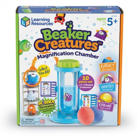 Beaker Creatures  - Laboratorul monstruletilor Learning Resources