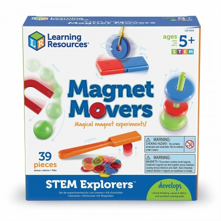 Set STEM - Magie cu magneti Learning Resources