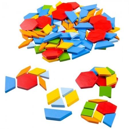 Joc creativ - Mozaic Bigjigs