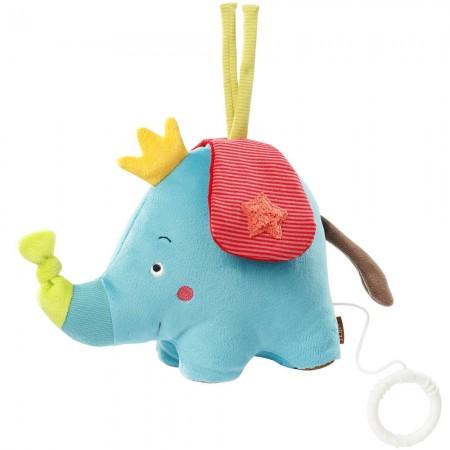 Jucarie muzicala - Elefantel jucaus Fehn