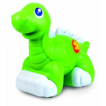 Jucarie interactiva – Dinozaur prietenos (Verde) Little Learner