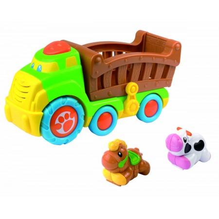 Jucarie muzicala – Camionul de la ferma Little Learner