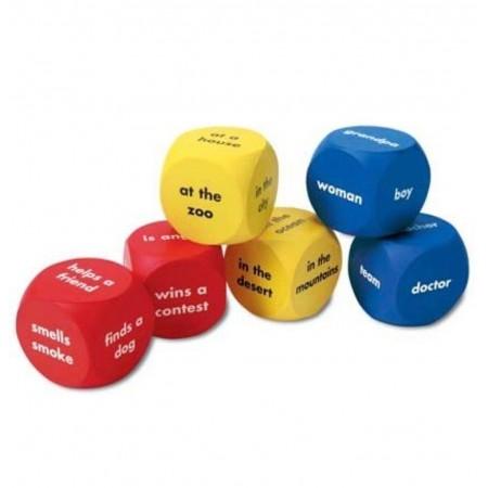 Cuburi pentru construit povestiri Learning Resources