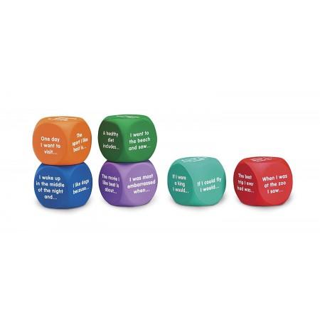 Cuburi pentru scriere rapida Learning Resources