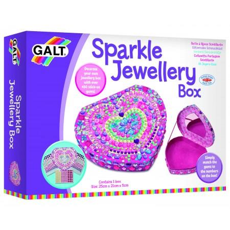 Set creatie - Cutie de bijuterii Galt