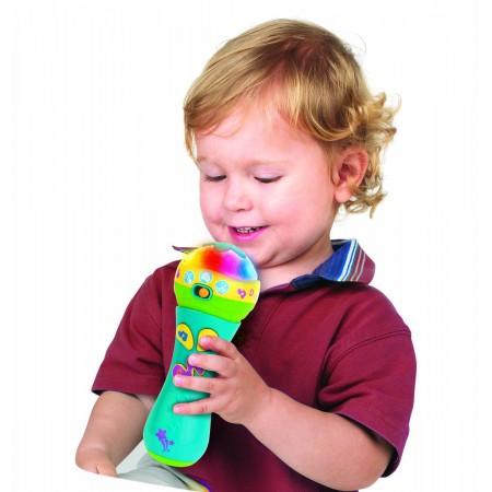 Jucarie muzicala - Primul meu microfon Little Learner