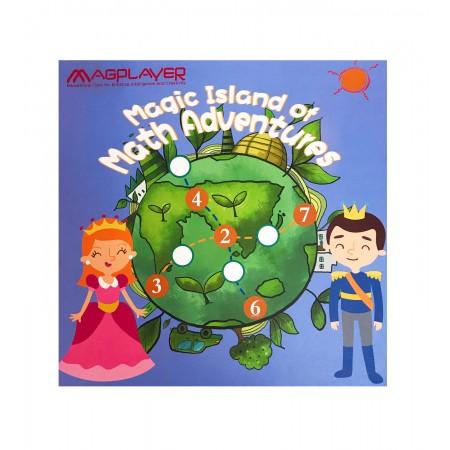 Set magnetic - Insula magica a matematicii Magplayer