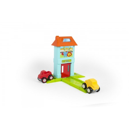 Set de constructie - La plimbare Fisher Price