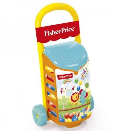 Carucior cu bile Fisher Price