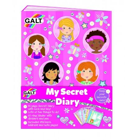 Jurnalul meu secret Galt