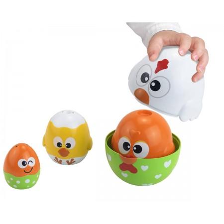 Joc de potrivire – Puiutii veseli Little Learner