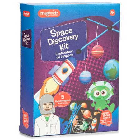 Set experimente - Spatiul cosmic Keycraft