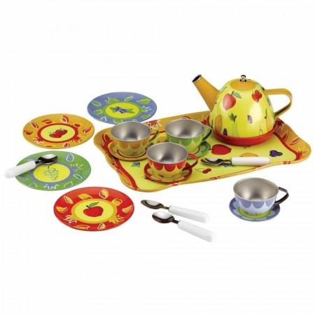 Set de ceai cu tavita Tidlo