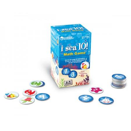 Joc matematic - I sea 10! Learning Resources