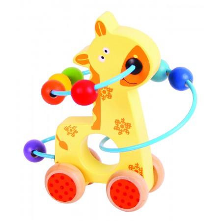Jucarie dexteritate - Girafa Bigjigs