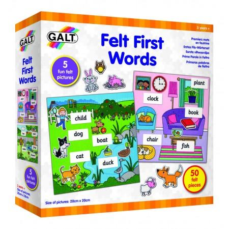 Joc - Primele cuvinte in limba engleza Galt