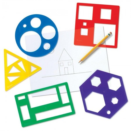 Set de forme Learning Resources