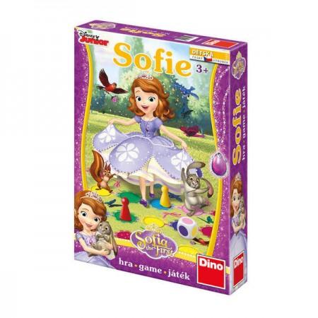 Joc - Printesa Sofia si prietenii Dino Toys