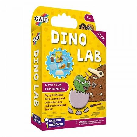 Set experimente - Dino Lab Galt