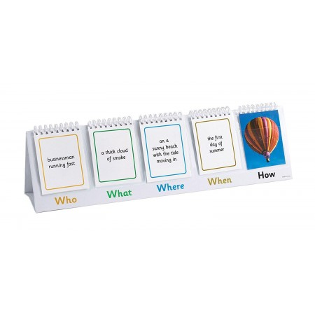 Flip chart pentru scriere creativa - New edition Learning Resources