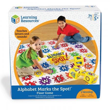 Joc alfabetul interactiv Learning Resources