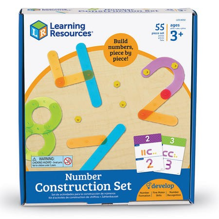 Sa construim cifrele! Learning Resources