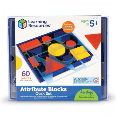 Set de sortat - Forme geometrice Learning Resources