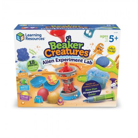 Beaker Creatures - Laboratorul cu extraterestrii Learning Resources
