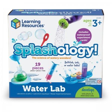 Splashology - Laboratorul apei Learning Resources