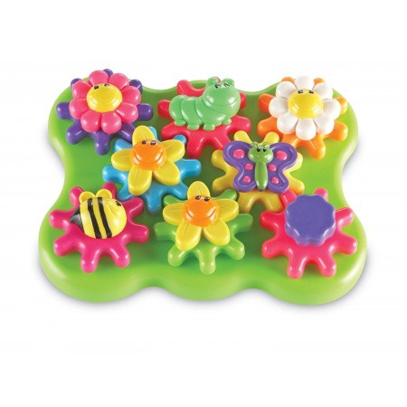 Set rotite  - Gradina cu flori Learning Resources
