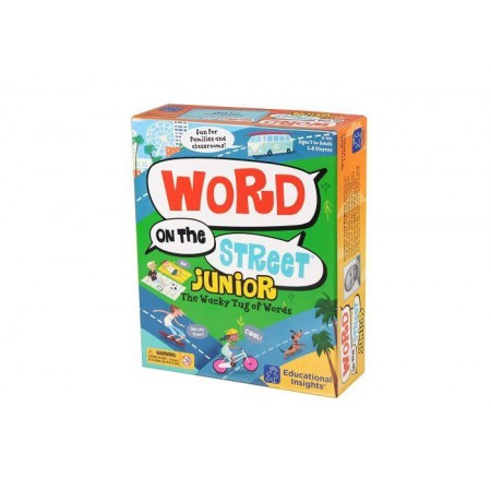 Joc - Cursa cuvintelor junior Educational Insights